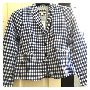 J.Crew Factory Schoolboy Blazer Size 6